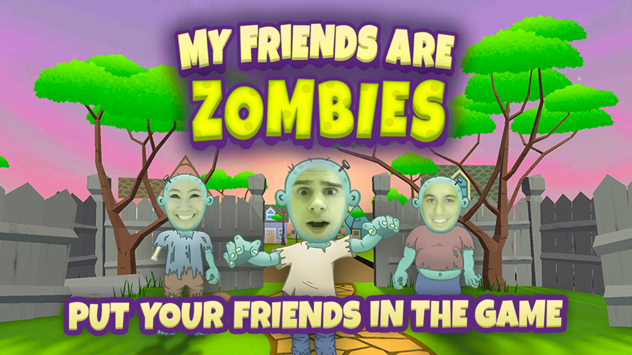 My Friends Are Zombies